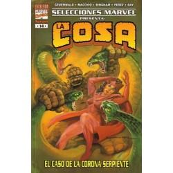 SELECCIONES MARVEL 14 LA COSA- EL CASO DE LA CORONA SERPIENTE