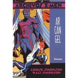 ARCHIVOS X-MEN-ARCÁNGEL