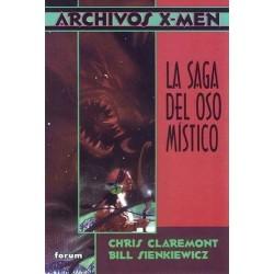 ARCHIVOS X-MEN-LA SAGA DEL OSO MÍSTICO
