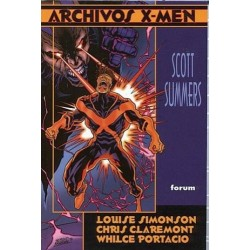 ARCHIVOS X-MEN-SCOTT SUMMERS