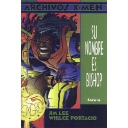 ARCHIVOS X-MEN-SU NOMBRE ES BISHOP