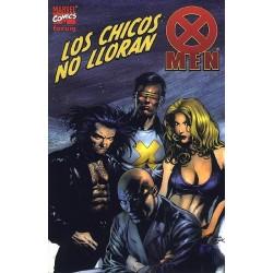 X-MEN. LOS CHICOS NO LLORAN