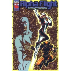 ALPHA FLIGHT- RECONSTRUCCIÓN