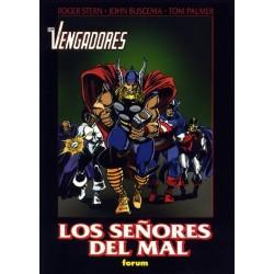 LOS VENGADORES- LOS SEÑORES DEL MAL O.M.