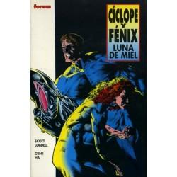 CÍCLOPE Y FENIX LUNA DE MIEL