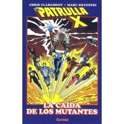LA PATRULLA-X LA CAÍDA DE LOS MUTANTES