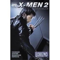 X-MEN 2. PRECUELAS- LOBEZNO