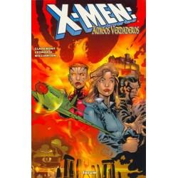 X-MEN- AMIGOS VERDADEROS