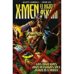 X-MEN. EL HIJO DE ASKANI
