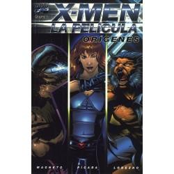 X-MEN. LA PELÍCULA. ORÍGENES