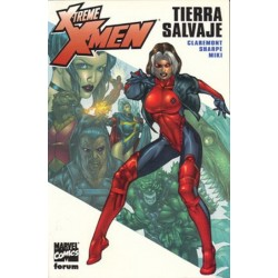 X-TREME X-MEN- TIERRA SALVAJE