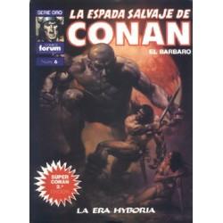 CONAN- SUPERCONAN 6