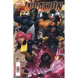 INVASIÓN SECRETA-X-MEN
