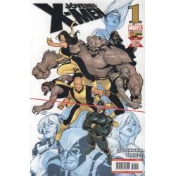 JÓVENES X-MEN 01