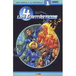 LOS 4 FANTÁSTICOS COLECCIONABLE 01