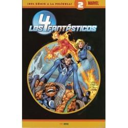 LOS 4 FANTÁSTICOS COLECCIONABLE 02