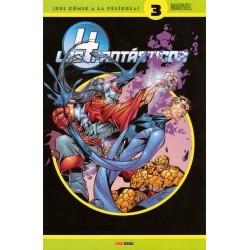 LOS 4 FANTÁSTICOS COLECCIONABLE 03