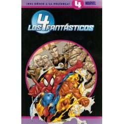 LOS 4 FANTÁSTICOS COLECCIONABLE 04
