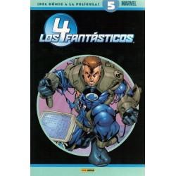 LOS 4 FANTÁSTICOS COLECCIONABLE 05