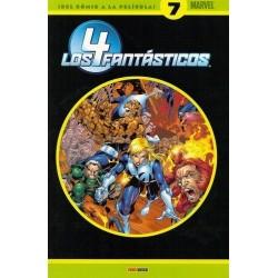 LOS 4 FANTÁSTICOS COLECCIONABLE 07