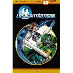 LOS 4 FANTÁSTICOS COLECCIONABLE 10