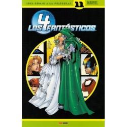 LOS 4 FANTÁSTICOS COLECCIONABLE 11