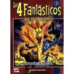 LOS 4 FANTÁSTICOS DE JOHN BYRNE COLECCIONABLE 03