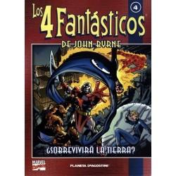 LOS 4 FANTÁSTICOS DE JOHN BYRNE COLECCIONABLE 04
