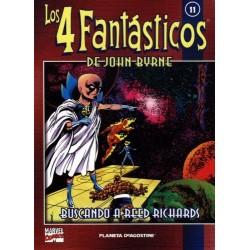 LOS 4 FANTÁSTICOS DE JOHN BYRNE COLECCIONABLE 11