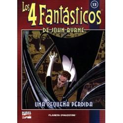 LOS 4 FANTÁSTICOS DE JOHN BYRNE COLECCIONABLE 13