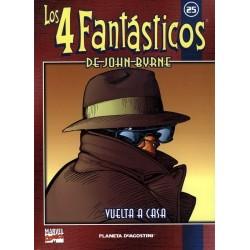LOS 4 FANTÁSTICOS DE JOHN BYRNE COLECCIONABLE 25