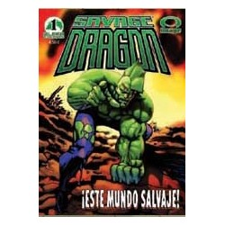 SAVAGE DRAGON AÑO UNO COLECCION 12 NUMEROS