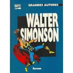 GRANDES AUTORES/WALTER SIMONSON