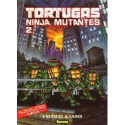 TORTUGAS NINJA MUTANTES 02