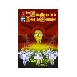 LOS CABALLEROS DE LA MESA DEL COMEDOR 12