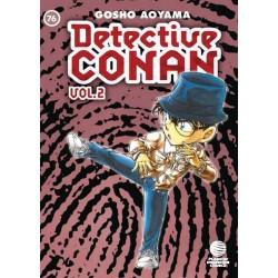DETECTIVE CONAN (VOL. 2) 76