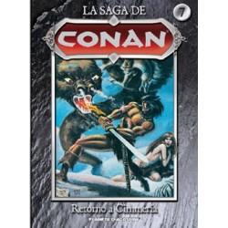 LA SAGA DE CONAN 7
