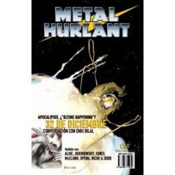 METAL HURLANT 6