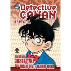 DETECTIVE CONAN ESPECIAL 18