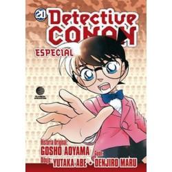 DETECTIVE CONAN ESPECIAL 20