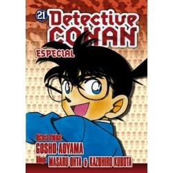 DETECTIVE CONAN ESPECIAL 21