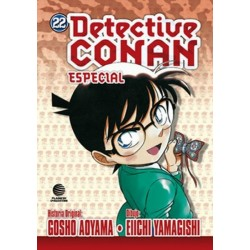DETECTIVE CONAN ESPECIAL 22