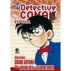 DETECTIVE CONAN ESPECIAL 24