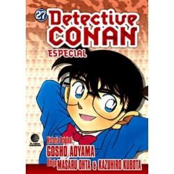 DETECTIVE CONAN ESPECIAL 27