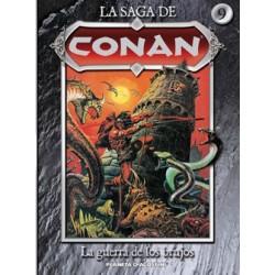 LA SAGA DE CONAN 9