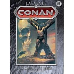 LA SAGA DE CONAN 11