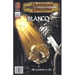 DUNGEONS AND DRAGONS: BLANCO Y NEGRO 2
