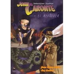 JOHN CARONTE, DETECTIVE ZOMBIE