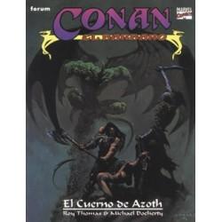 CONAN- EL CUERNO DE AZOTH