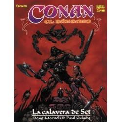 CONAN- LA CALAVERA DE SET